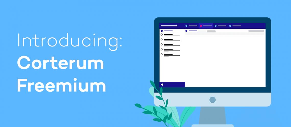 Introducing: Corterum Freemium